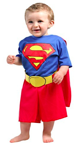 SUPER HOMEM BABY