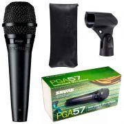 Microfone Profissional Shure Pga57-Lc