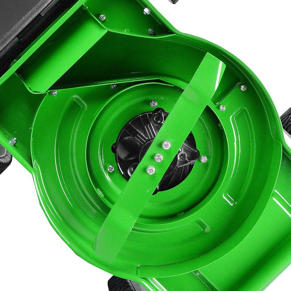 Cortador De Grama Gasolina 6.0 Hp C/recolhedor Trapp RM 650G