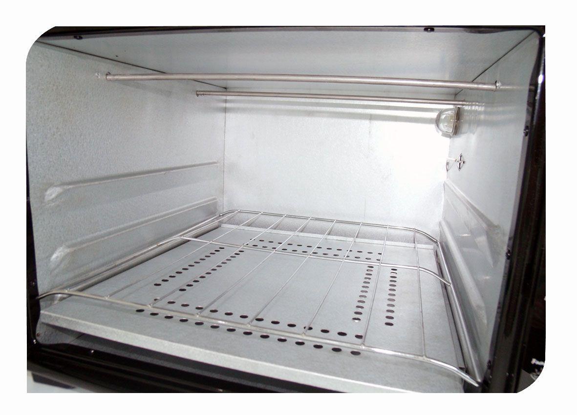 Forno Elétrico De Bancada Branco Safanelli Le Chef 45l