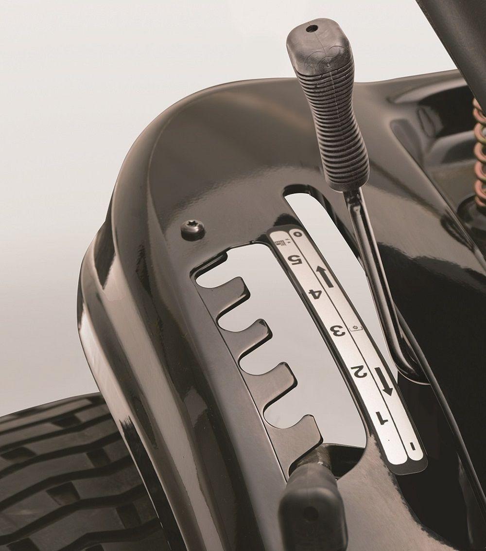 Trator Cortador De Grama A Gasolina 17,5HP Trapp LT4217