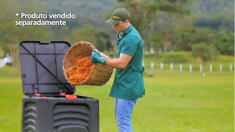 Triturador De Cocos Elétrico Trifásico 5CV Trapp TRC 40