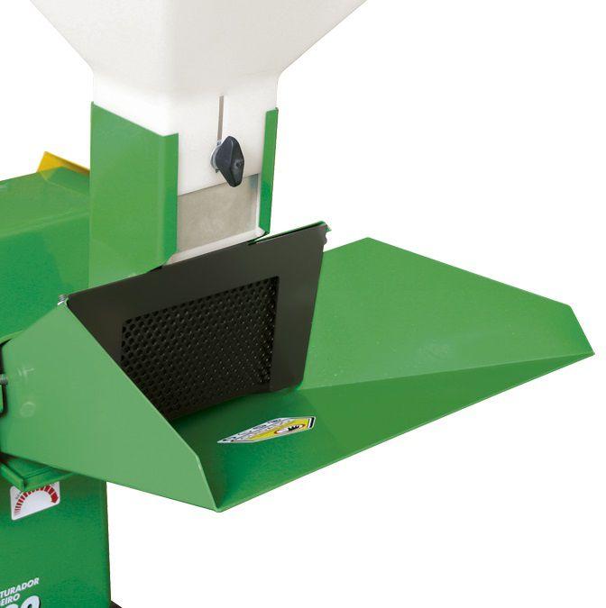 Triturador Forrageiro Monofásico 5CV C/Base Trapp TRF 600