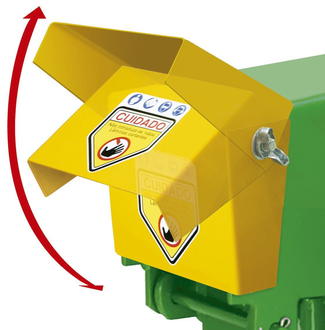 Triturador Forrageiro Trifásico 10CV Trapp TRF 750