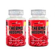 Kit 2 - Thermo Abdomen - 120 Tabletes - Bodyaction