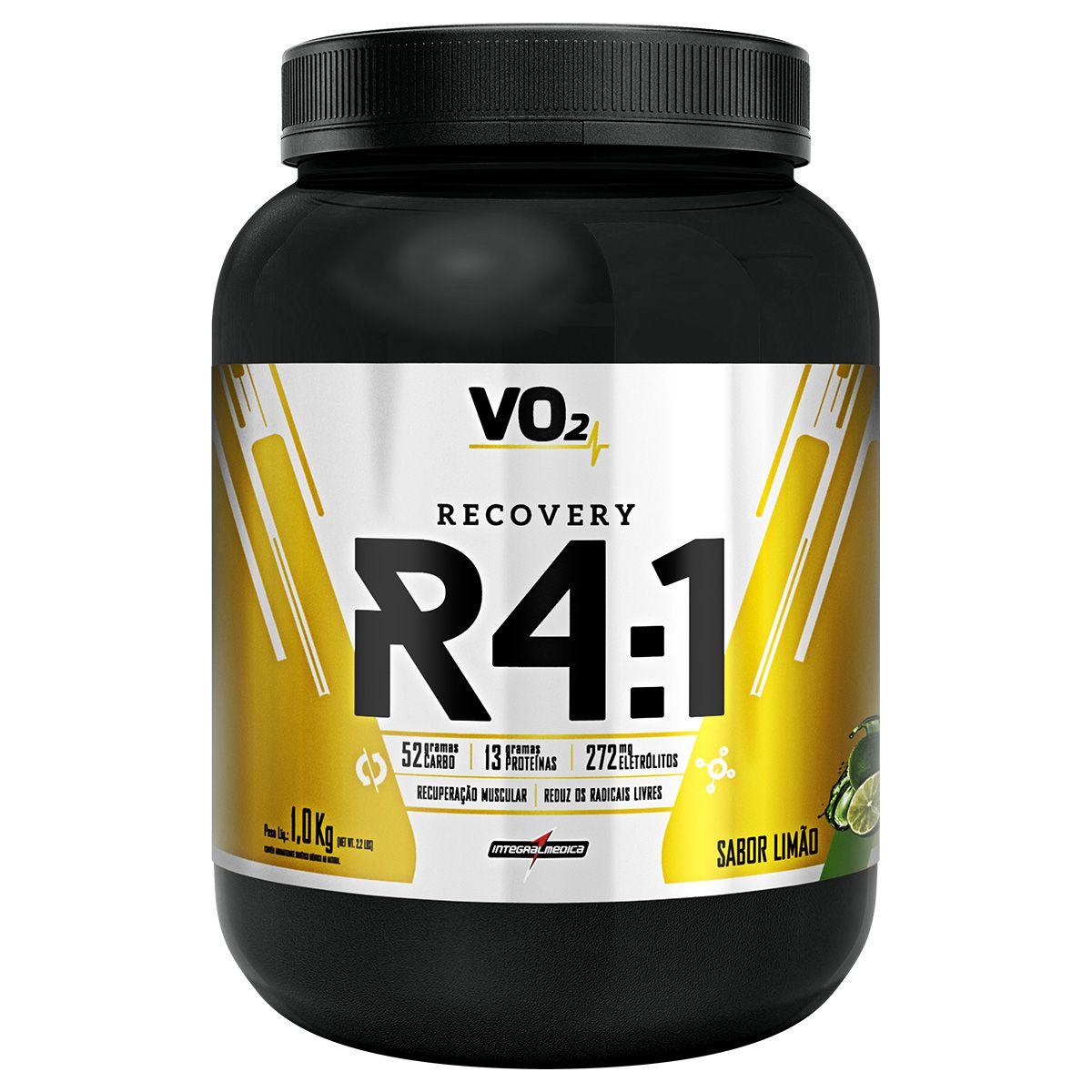 R4:1 Recovery Powder - 1Kg- IntegralMédica