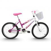Bicicleta Track Bikes Cindy Juvenil Aro 20