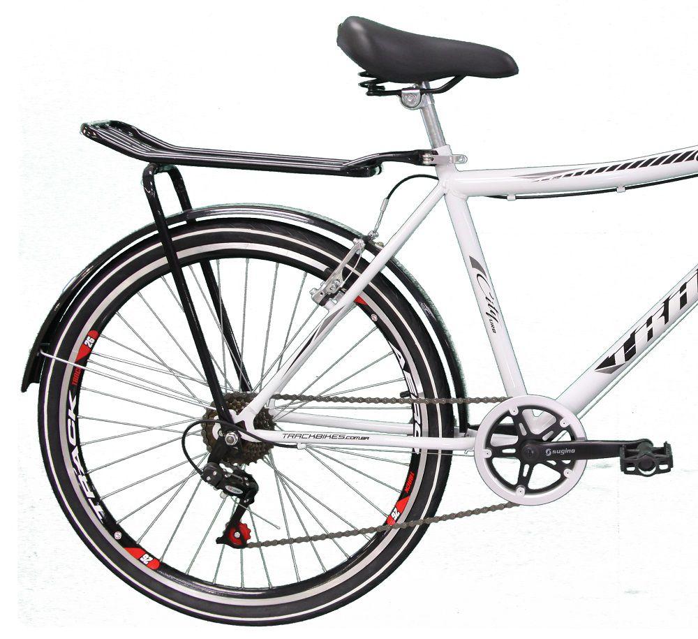 Bicicleta Track Bikes City Urb Conforto Aro 26
