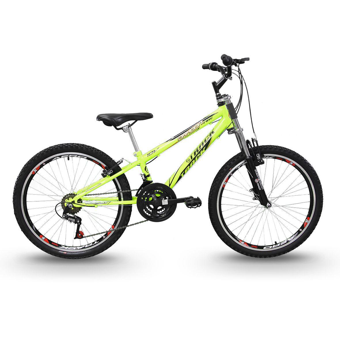 Bicicleta Track Bikes Dragon Fire Juvenil Aro 24