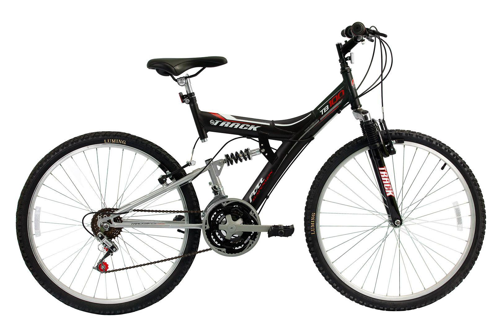 Bicicleta Track Bikes TB 100 Mountain Bike Aro 26 - PH