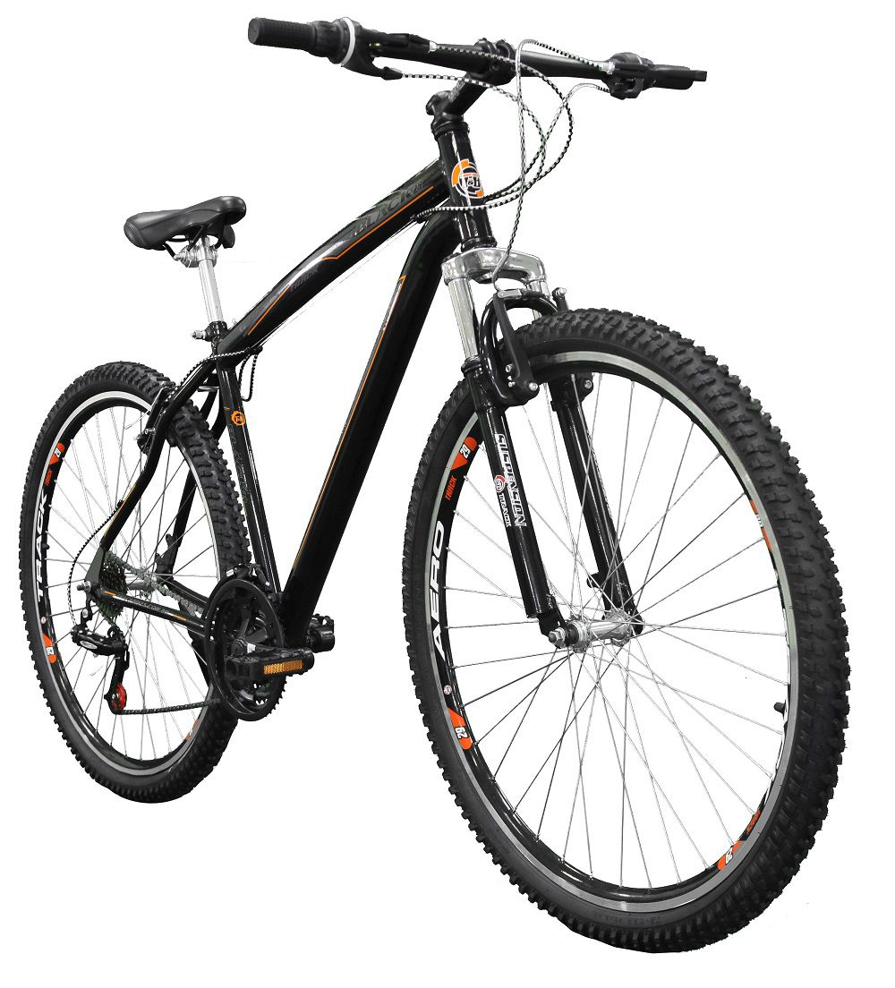 Bicicleta Track Bikes TB Black 29  Mountain Bike Aro 29