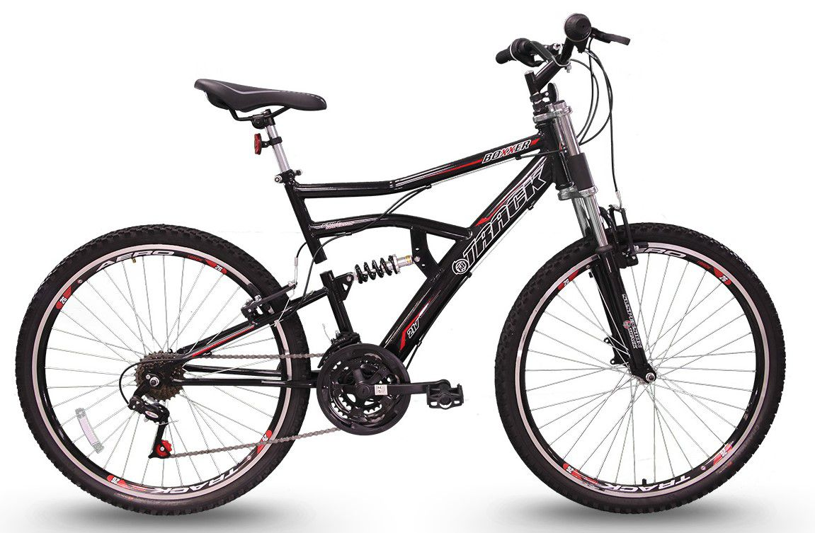 Bicicleta Track Bikes TB Boxxer New Mountain Bike Aro 26