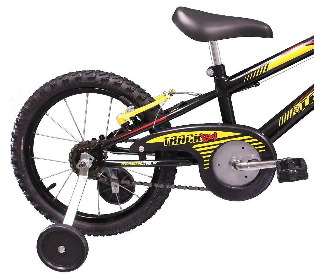 Bicicleta Track Bikes Track Boy Infantil Aro 16