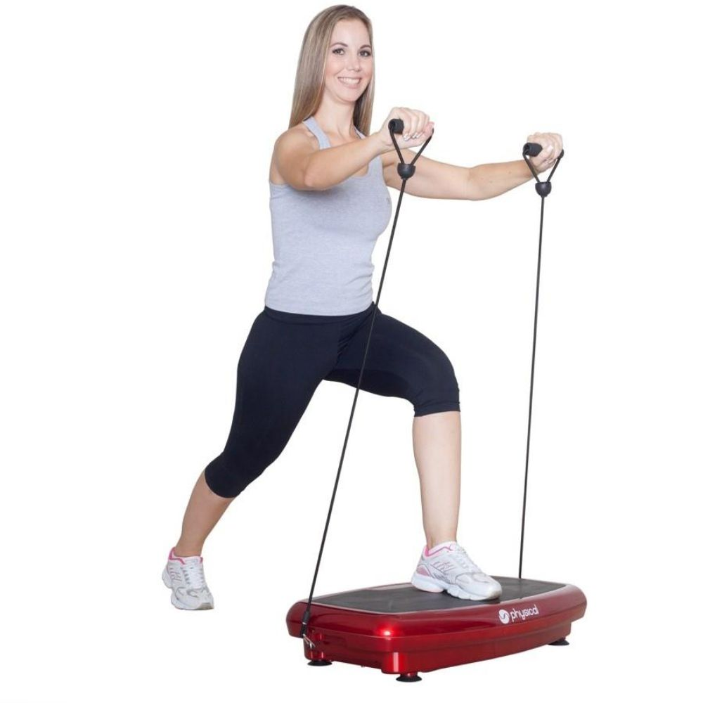Plataforma Vibratória Body Simmer Physical