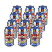 CERVEJA COLONIA ZERO - caixa com 12 latas - 350ML