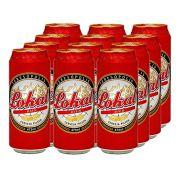 CERVEJA LOKAL - Caixa com 12 latas - 350ml