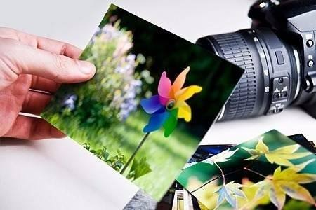 300 Folhas Papel Glossy Fotográfico À Prova D´água 180g A4