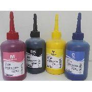 4 X 100ml Tinta Epson Pigmentada Inktec