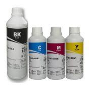 1 Litro Tinta Black Pigmentada + 3 Unidades de  500ml Coloridas Corante
