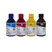 4 Unidades de 250ml Tinta Sublimatica Inktec Dti Epson L3110 L3150 L4150
