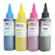 4 Unidades de 100ml Tinta Sublimática Ink Style L120 L355 L365 L375 L380 L395 L396