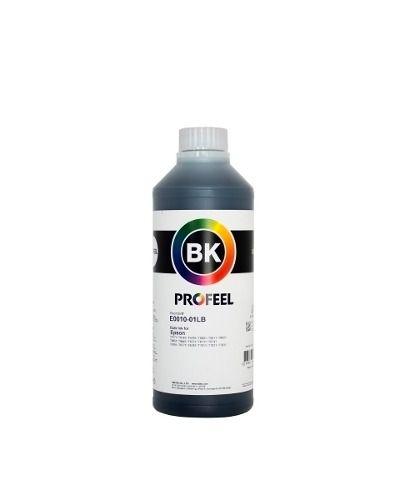 1 Litro Tinta Black Corante Profeel Ecotanque