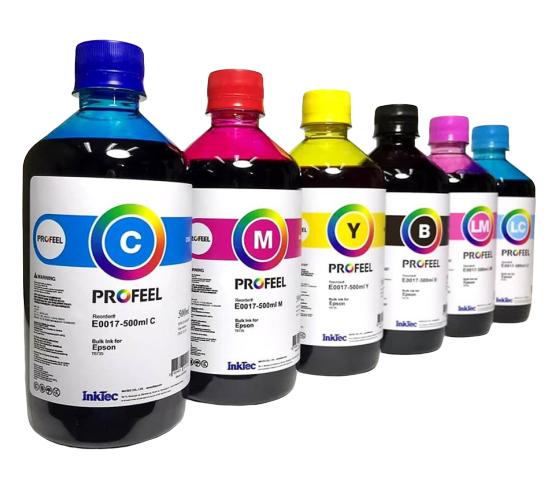 1 Unidade de Tinta Corante Epson Inktec Para todos os Modelos com Ecotanque