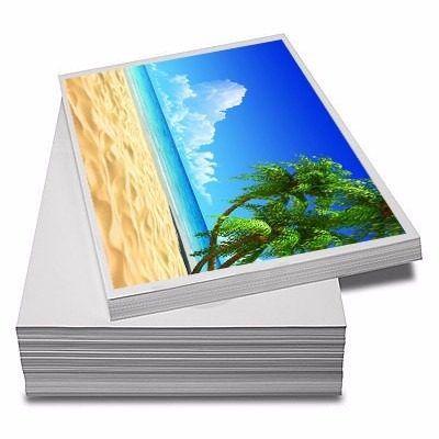 Papel Fotográfico Glossy 135g A4 100 Folhas