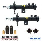 Par de Amortecedor Dianteiro (MONROE) + Kit Batente - Hyundai i30 2009 até 2012 / Kia Cerato 2010 até 2012