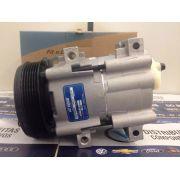 Compressor Ar Condicionado Ford Ranger 8 polias - Sanden