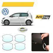 Kit Pelicula Proteção Maçaneta + Canto Porta VW UP - Antichip