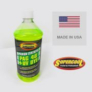Óleo Para Compressor Pag 46 + Uv Dye 237 Ml - Supercool