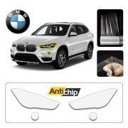 Película Protetora de Farol BMW X1 2019 - Antichip