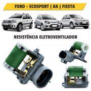 Resistência do Eletroventilador Ford Fiesta, Ka, Ecosport - Importado
