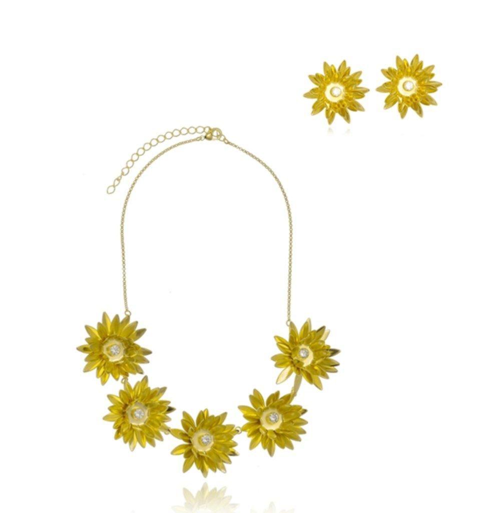 Conjunto Le Diamond Flor de Lotu