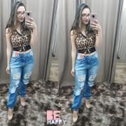 Calça Carmen Boyfriend