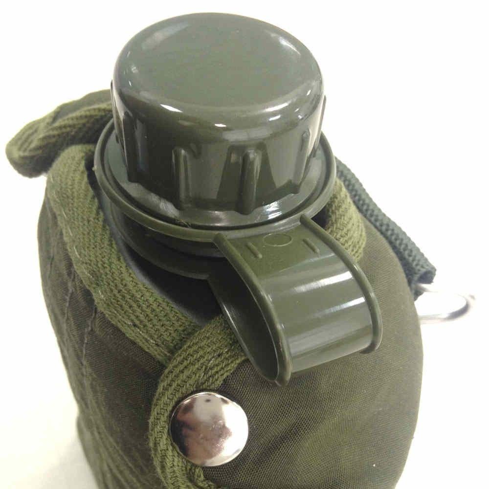 Cantil De Plástico Nautika 0,9 Litros Verde