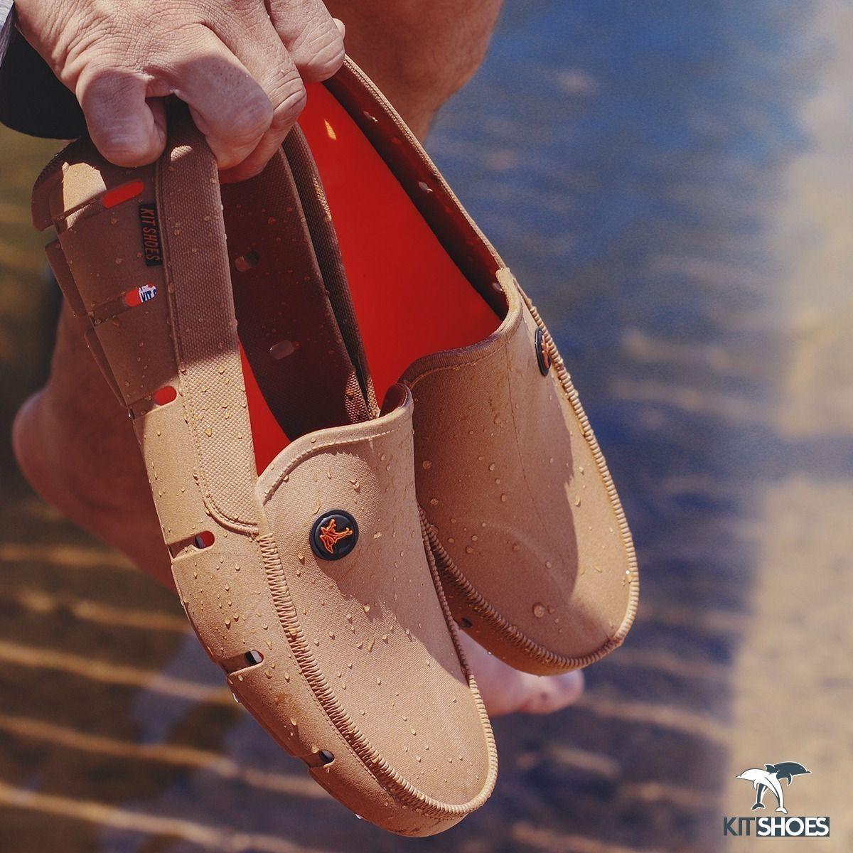 Sapatilha Sapato Aquático Esporte Pesca Kit Shoes