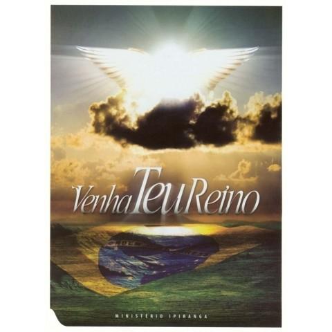 DVD - Ministério Ipiranga - Venha o Teu Reino - Ao vivo