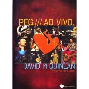 DVD - David M. Quinlan - Apaixonado por Ti Jesus - PFG.//.Ao vivo.