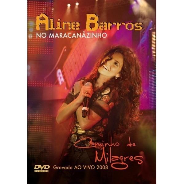 DVD - Aline Barros - Caminho de Milagres