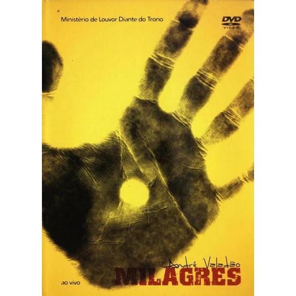 DVD - André Valadão - Milagres