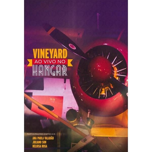 DVD - Vineyard ao vivo no hangar