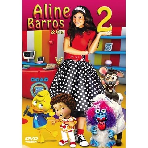 DVD - Aline Barros e CIA 2