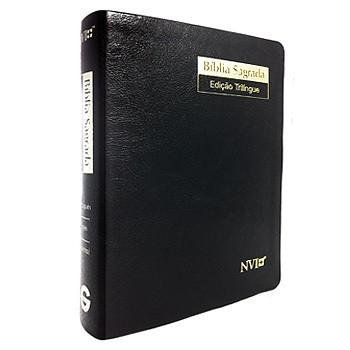 Bíblia Sagrada - Edição Trilíngue (NVI) pequena