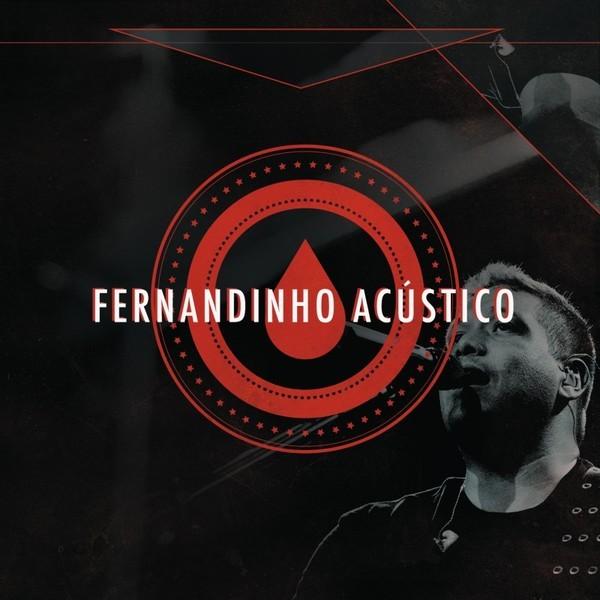 CD - Fernandinho - Acústico