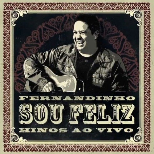 CD - Fernandinho - Sou Feliz