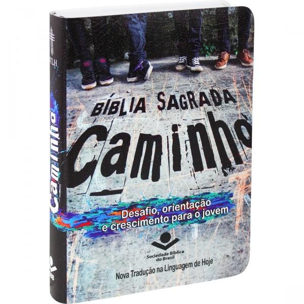 Bíblia Caminho NTLH capa Brochura