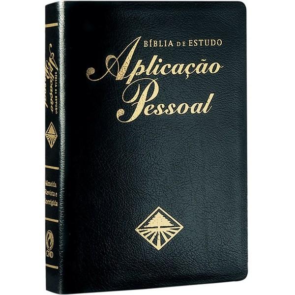 Bíblia de Estudo Aplicação Pessoal Grande