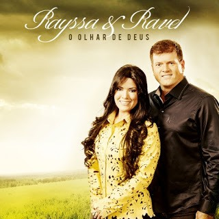 CD - Rayssa e Ravel - O olhar de Deus